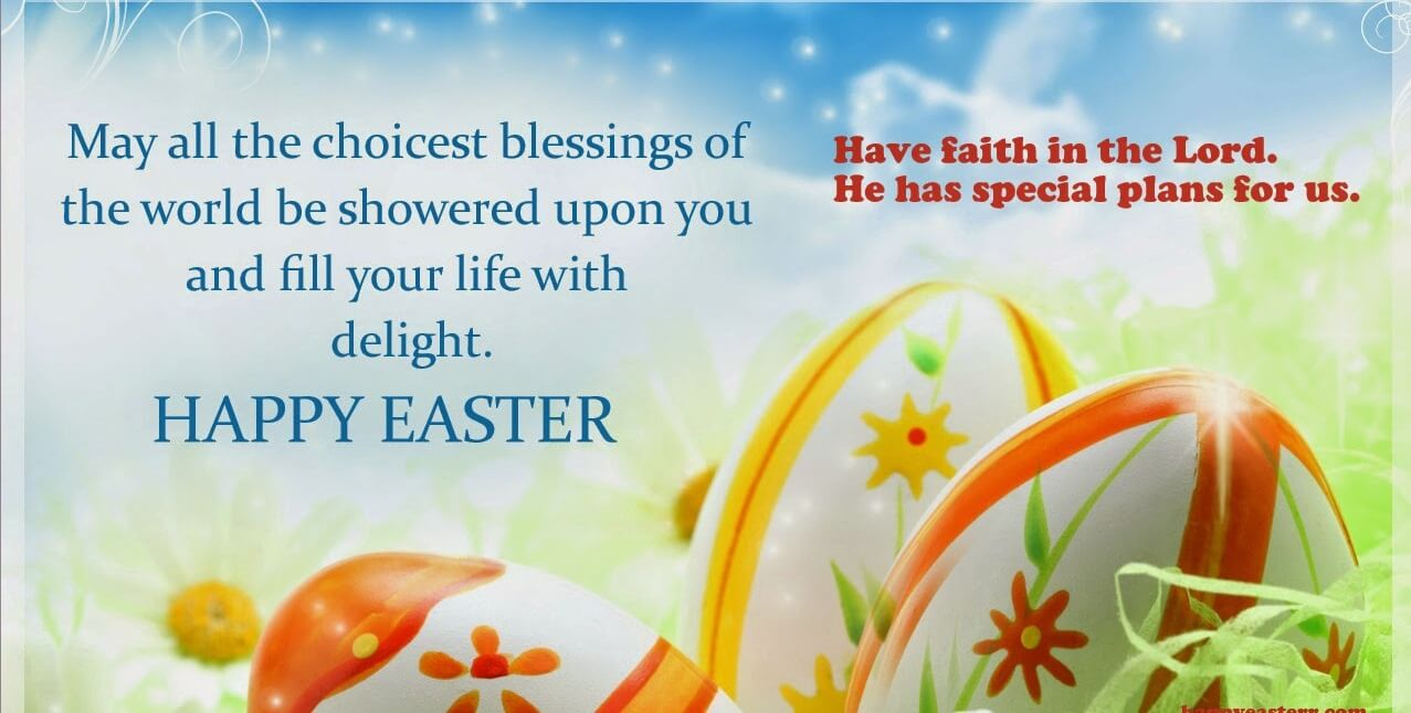 Top Easter Wishes Messages Poems Quotes Sayings 2018
