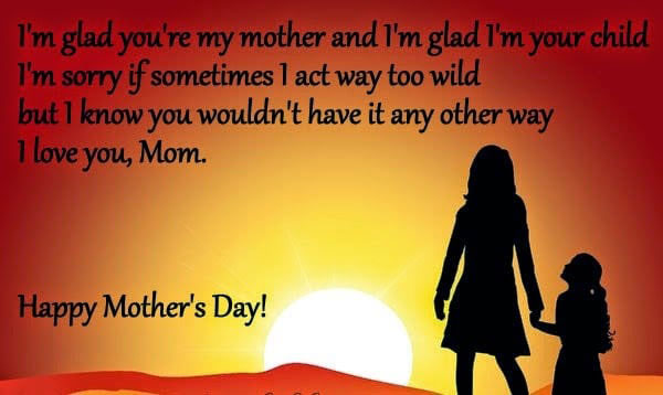 99 latest quotes for mom mothers day messages 2019